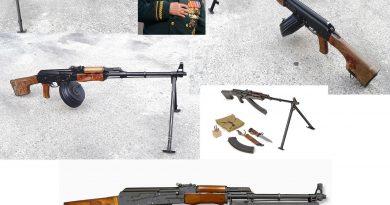 1961-2021 – HATVAN éve rendszeresítették az RPK golyószórót