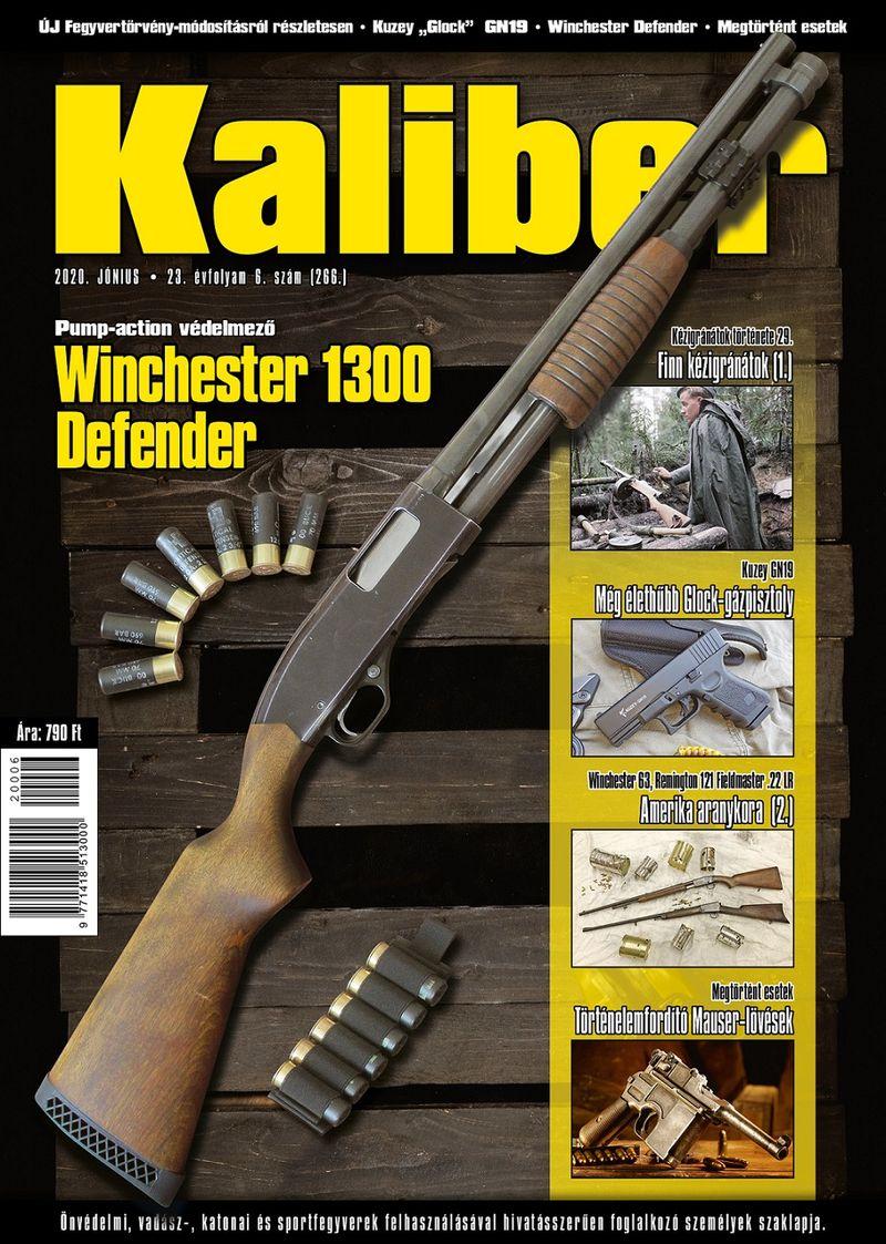 Kaliber Magazin 2020. június (266.)