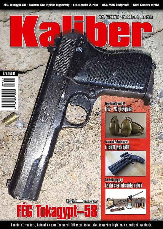 Kaliber Magazin 2020. szeptember (269.)