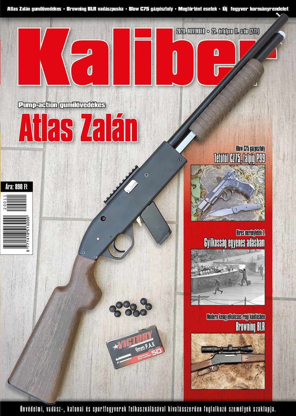 Kaliber Magazin 2020 november 271.