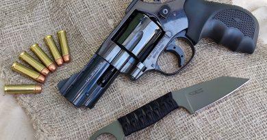 Mini Tesztcikk – a LEGOLCSÓBB .357 Magnum! (Weihrauch HW357 Hunter)
