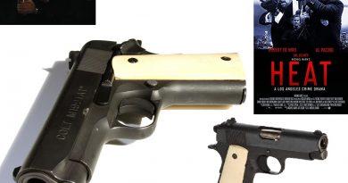 Eladó Al Pacino pisztolya a HEAT-ből!