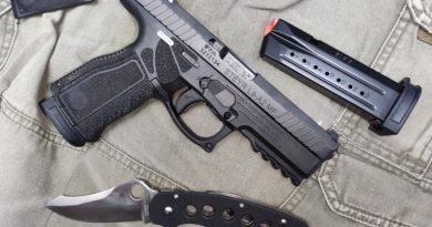 Mini TESZTcikk: Steyr L9-A2 MF pisztoly